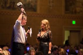 Regina Ellis, Andy Lytle CCA Hero Gala