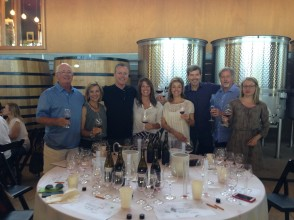 Regina Ellis CCA at Penner-Ash Wine Cellars