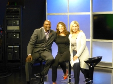 Regina Ellis, Jerome Kersey, Trail Blazer, Kimberly Maus, Good Day Oregon
