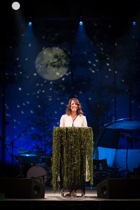 "Regina at 2018 CCA Wonderball Gala ""The Great Outdoors"""